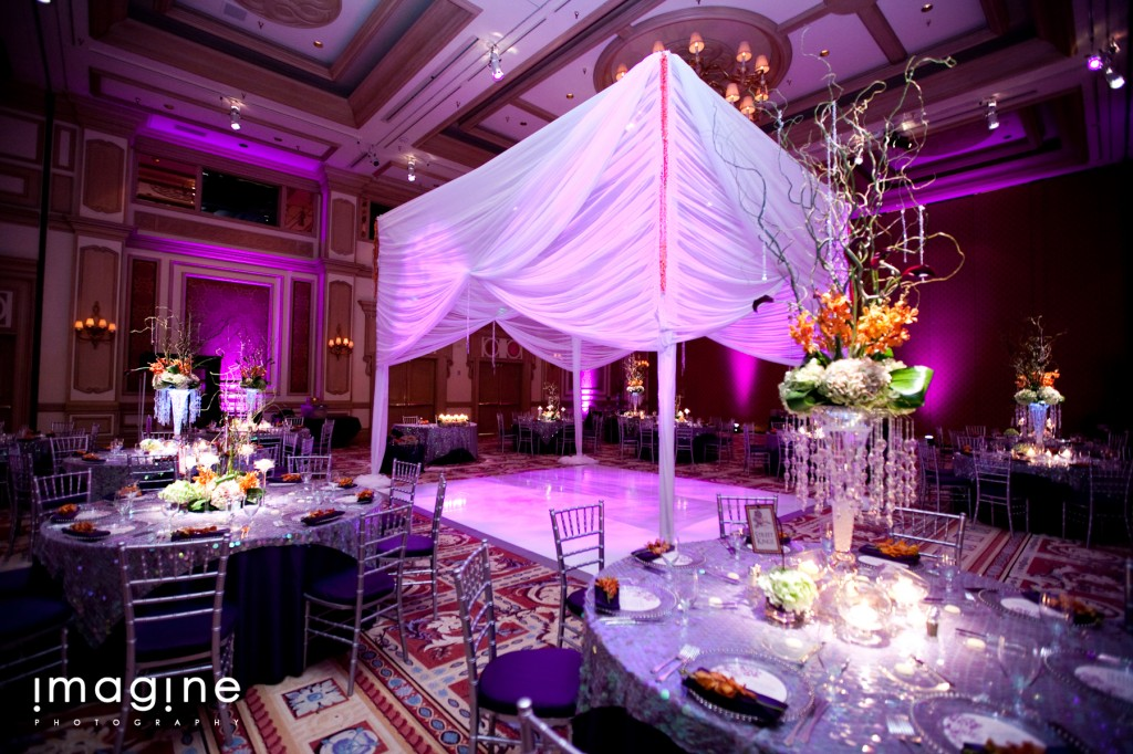 Fabulous Wedding Decor And Floral At The Bellagio Hotel By Naakiti