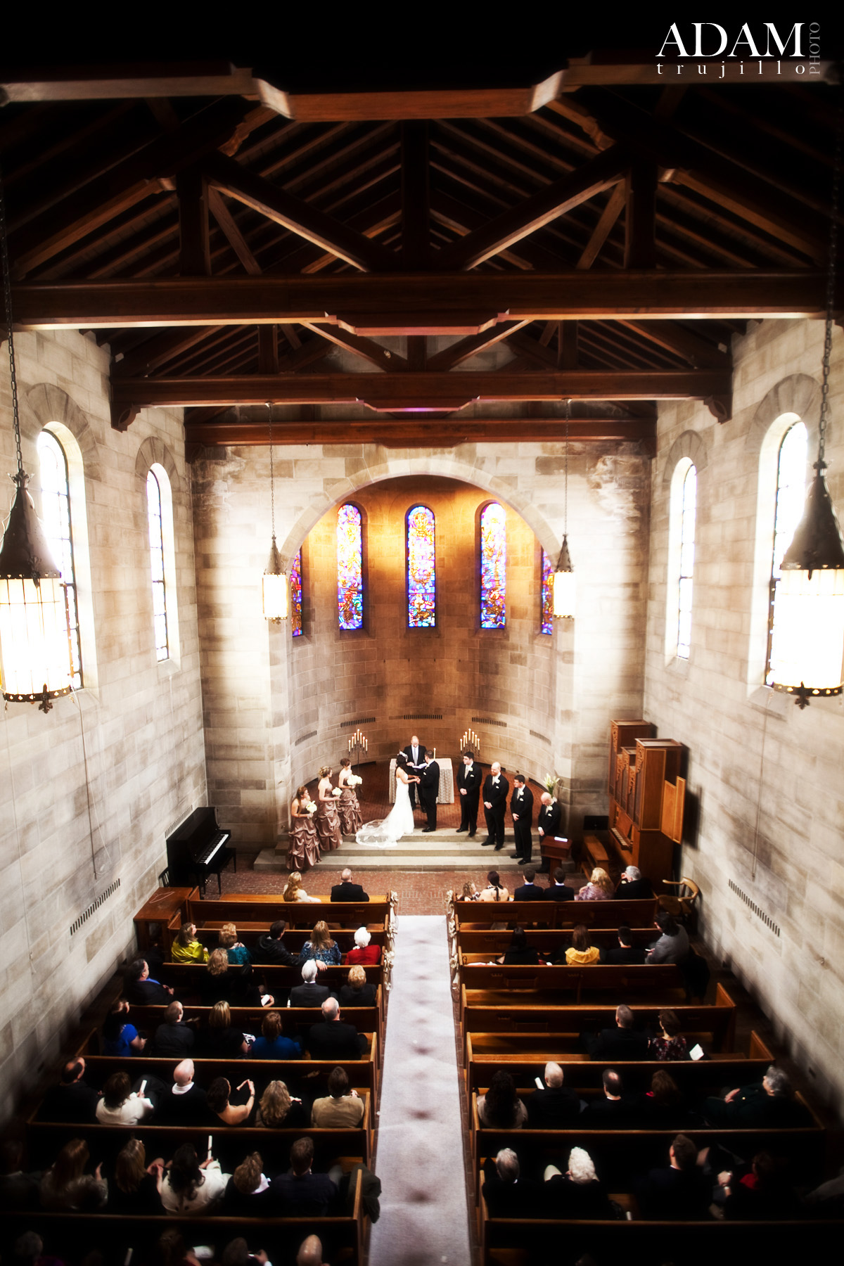 christina and john�s destination wedding in oberlin ohio