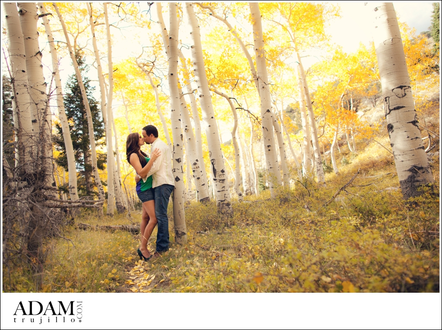 Kayla and Chris, Engagement Photography | Ely, NV  » Las