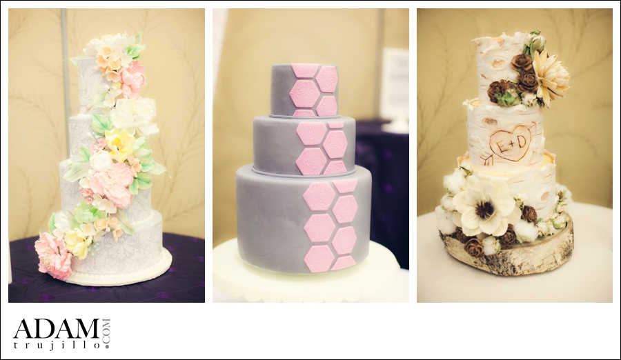 Portland Wedding Cake Design