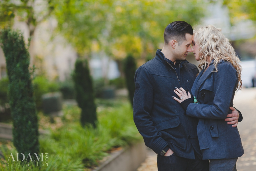 Portland Engagement Photography Pictures