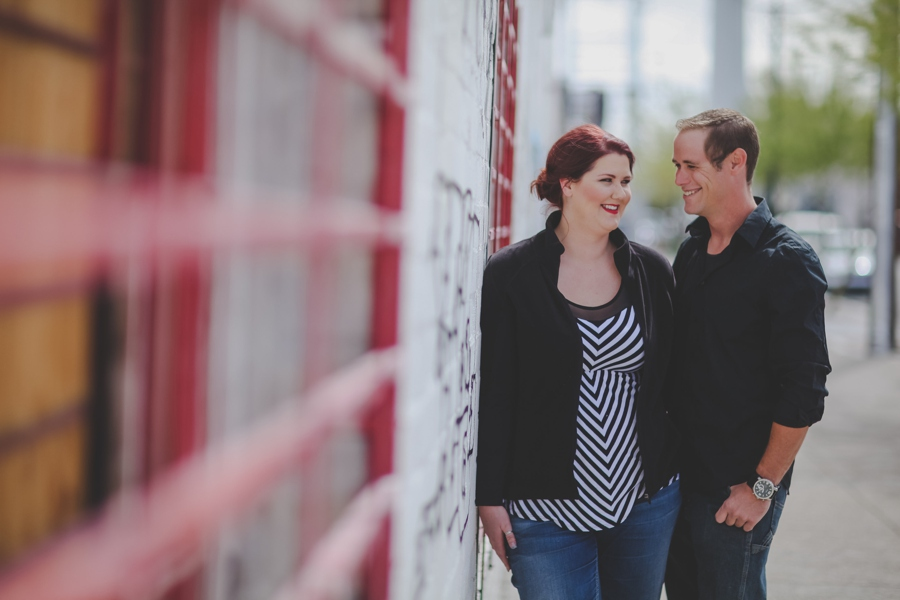 Arts Factory Las Vegas Engagement Photography