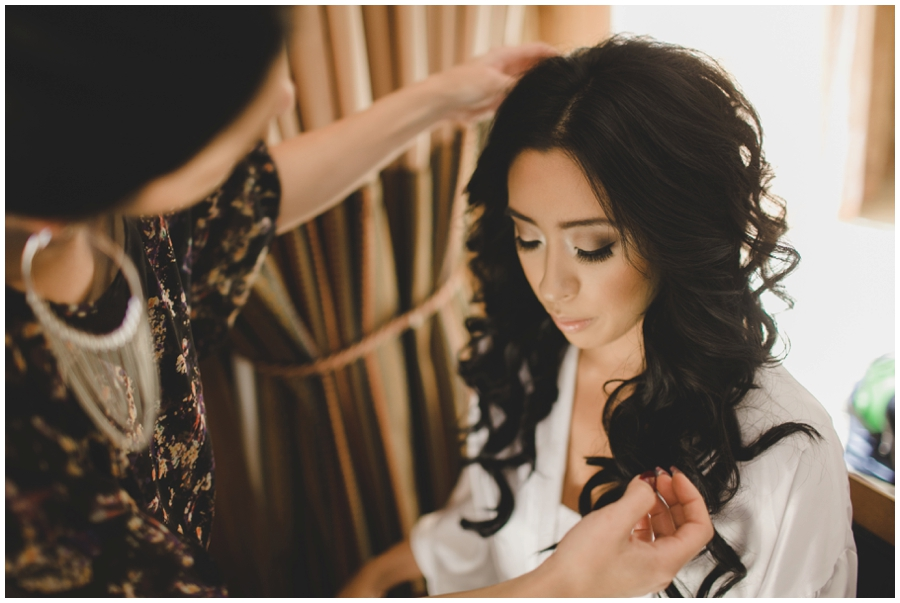 Westin Lake Las Vegas Bridal Suite.  Hair and Makeup by Your Beauty Call.  Las Vegas Wedding Photographer.